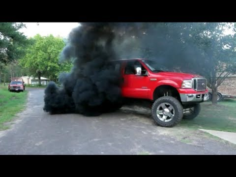Big Bad Ford Diesel 4x4 Trucks For Sale In Ocala Florida - VidoEmo