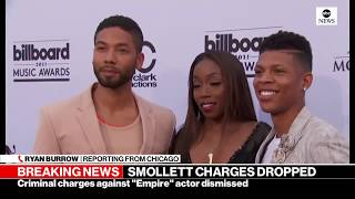 Jussie Smollett, attorney address media after emergency court appearance | ABC News - ABCNEWS