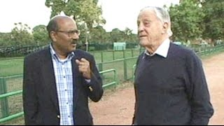 Walk The Talk with Benjamin Bradlee (Aired: April 2007 ) - NDTV