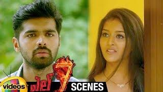 Adith Arun Worries About Pooja Jhaveri   L7 Telugu Movie Scenes   Mango Videos - MANGOVIDEOS