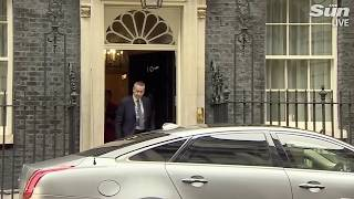 Theresa May departs No 10 amid cabinet resignations - THESUNNEWSPAPER