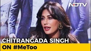 I'm Proud Of How The Film Industry Has Reacted To #MeToo: Chitrangada Singh - NDTV