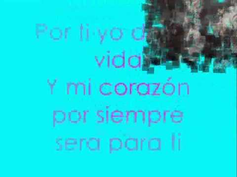 Hasta el Fin - B&B/ Cony de Aguirre (Teleserie Gordis-Chv) Letra