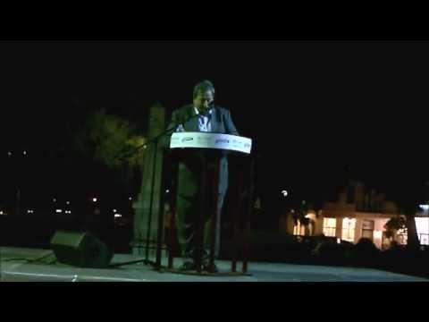 Προεκλογική ομιλία Κ. Λεβαντή - Λαύριο