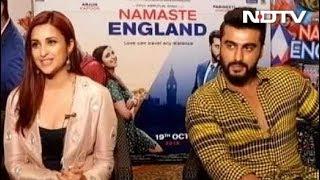 स्पॉटलाइट : फिल्म 'नमस्ते इंग्लैंड' की स्टार कास्ट से खास मुलाकात - NDTVINDIA