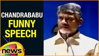 Chandrababu Makes Fun Of Richard Verma | Naidu Funny Speech | Mango News