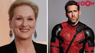 Meryl Streep To Do A Film On Panama Papers Scandal | Ryan Reynolds On 'Deadpool 3' Plans - ZOOMDEKHO