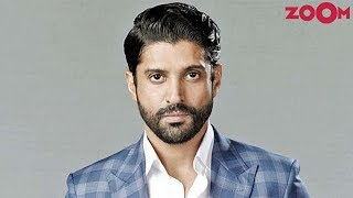 Farhan Akhtar To Stay Away From Acting In Films - ZOOMDEKHO