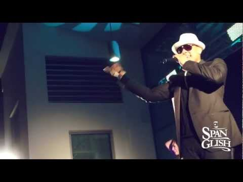 Xtreme, MAFFiO, DJ Kane, Ricky Rick, Davon and Dariel @ Latin Billboards Showcase 2012