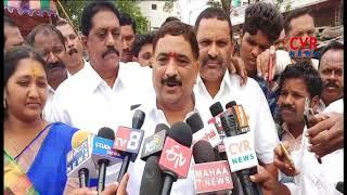 Minister Kalva Srinivasulu Lay Foundation Stone For Anna Canteen | Ananthapur | CVR NEWS - CVRNEWSOFFICIAL