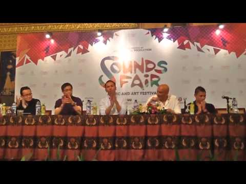 SoundsFair 2014 Press Conference II