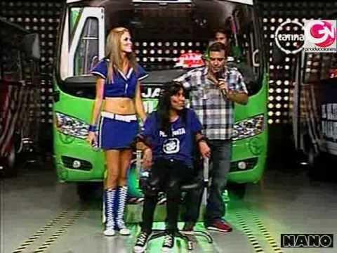 EL ÚLTIMO PASAJERO (Perú) - 1er Programa (21-03-2011)