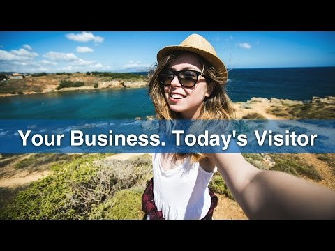 1. Your Business. Todays Visitor - European Commission Live Event