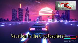 Royalty FreeBackground:Vacation in the Cryptosphere