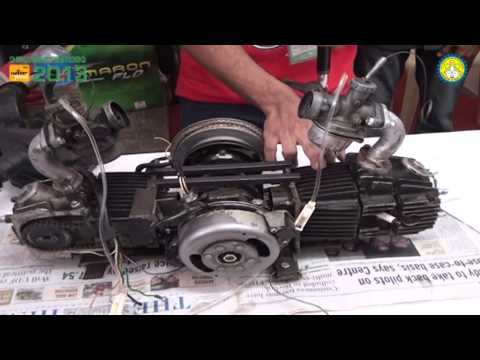 Yuva Mastermind 2013 - Project 29 - POLLUTION FREE TWO STROKE IC ENGINE