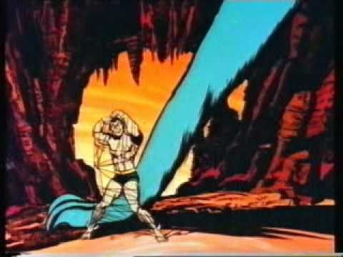 Namor il Sub-Mariner - il pianeta proibito parte02 Marvel Cartoon 1966