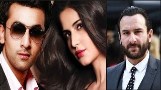 Bollywood News in 1 minute - Katrina Kaif, Ranbir Kapoor, Saif Ali Khan