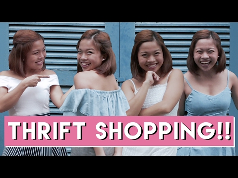 THRIFT SHOPPING IN SINGAPORE! + GIVEAWAY | PrettySmart EP: 96