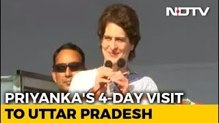 Priyanka Gandhi's 'Boat' Campaign On Ganga, PM's Varanasi Is Last Stop - NDTV