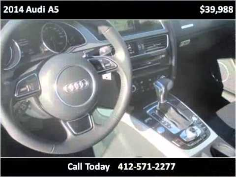 2014 Audi A5 Used Cars Pittsburg PA