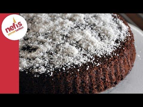 Hindistan Cevizli Islak Kek (sesli anlatımı ile) - Nefis Yemek Tarifleri