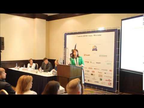 Выступление Анны Клинсковой, директора  по продажам и маркетингу DHL Express в России,  на Третьей практической конференции «Малый  и средний бизнес: Точки роста». Тема:  «Потребности малого бизнеса в логистике  и современные инструменты и решения».
