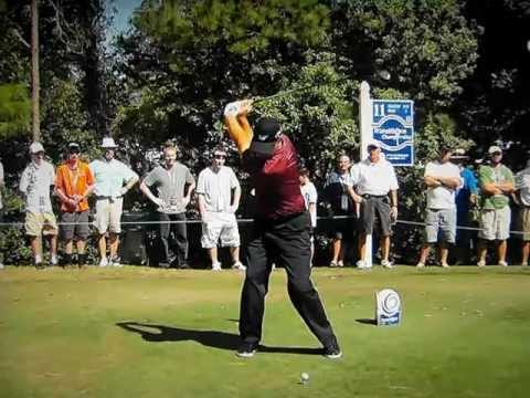 Ernie Els - Driver 3000 fps Slow-Motion SuperG Swing Vision