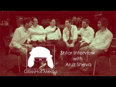 Shtar Interview with Aruz Sheva Israel National News