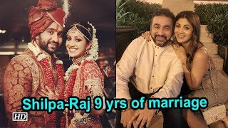 Shilpa Shetty - Raj Kundra | 9 years of marriage - BOLLYWOODCOUNTRY
