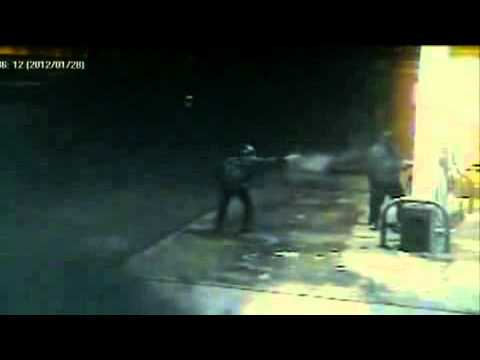 Police Hope Double Murder Caught On Tape Solves Case