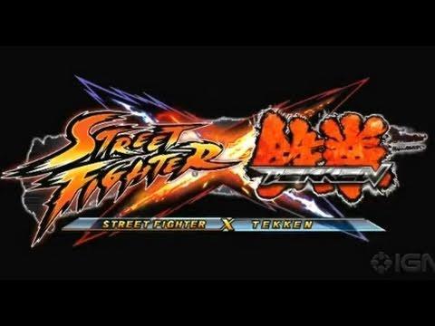 Street Fighter x Tekken - E3 2011: PlayStation Vita Trailer