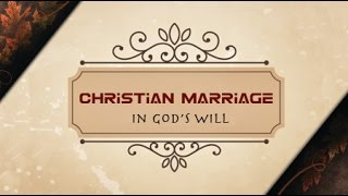 CHRISTIAN MARRIAGE  in God's will - Telugu Christian short film - YOUTUBE