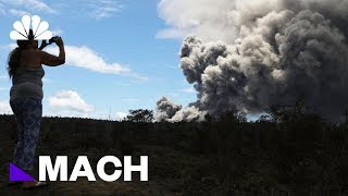 What The Mt. Kilauea Eruptions Mean For Climate Change | Mach | NBC News - NBCNEWS