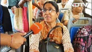 दिल्ली के बस यात्रियों ने बताया, लोकसभा चुनाव में किन मुद्दों पर देंगे वोट - NDTVINDIA