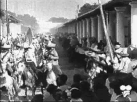 Material fílmico de la Revolución Mexicana - Imágenes de un sueño de libertad y justicia
