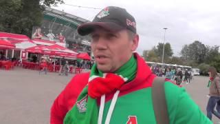Локомотив - Зенит (0-1) 6-й тур. Перед матчем