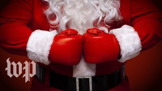 Naughty, instead of nice: Santa Clauses behaving badly - WASHINGTONPOST