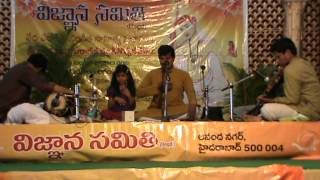 Vignaanasamiti Concert