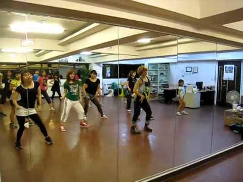 Pink Corner MV Dance ~ 4 MINUTE VOLUME UP (06/06)