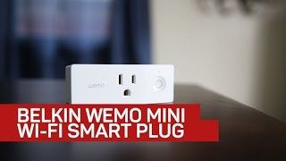 This pint-sized smart plug is Belkin's best yet - CNETTV
