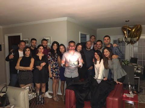 Amir's 40th