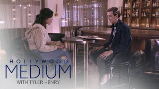 Stephanie Beatriz Gets Emotional Reading With Tyler Henry | Hollywood Medium | E! - EENTERTAINMENT