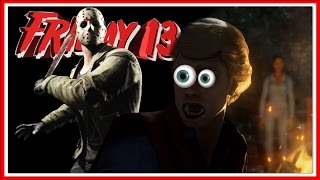 Friday the 13th: The Game (ПЯТНИЦА 13: ИГРА) - УДИВЛЯЕТ