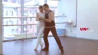 Social Dance (пары), школа танца UNI-DANCE, Пенза
