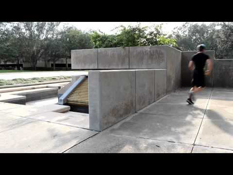 How To Do Parkour: Lazy vault tutorial (Zoic Nation Parkour and Freerunning)