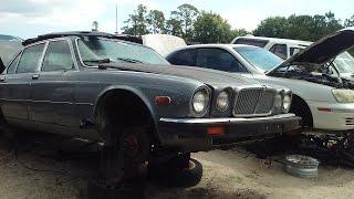 США, Флорида/Иду на авто разборку/Кому Oldsmobile 1972?/ R20 за $30