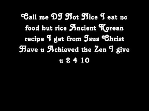 Rucka Rucka Ali - Ching Chang Chong /w lyrics