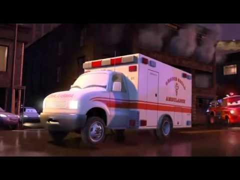 Carros Toon: Os contos de Mate - Mate o Bombeiro
