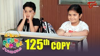 Fun Bucket JUNIORS | Episode 125 | Kids Funny Videos | Comedy Web Series | By Nagendra K | TeluguOne - TELUGUONE