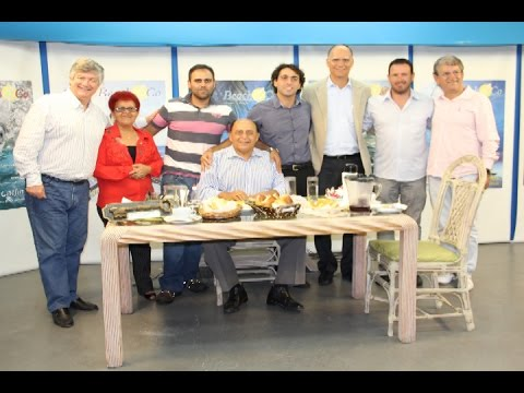TV Costa Norte - Café com prefeito Orlandini e Papa - deputado federal eleito (PSDB)